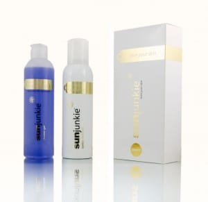 Sunjunkie fake tan | self tan | tanning mist