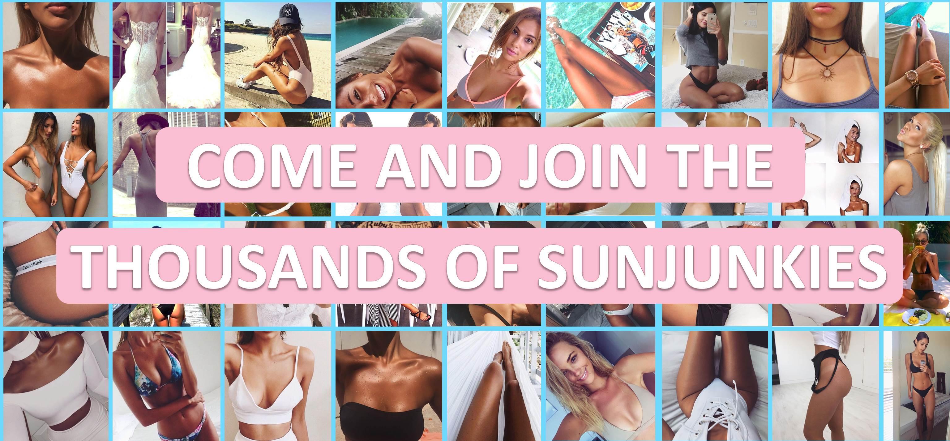 Sunjunkie fake tan reviews pictures spray tan solutions