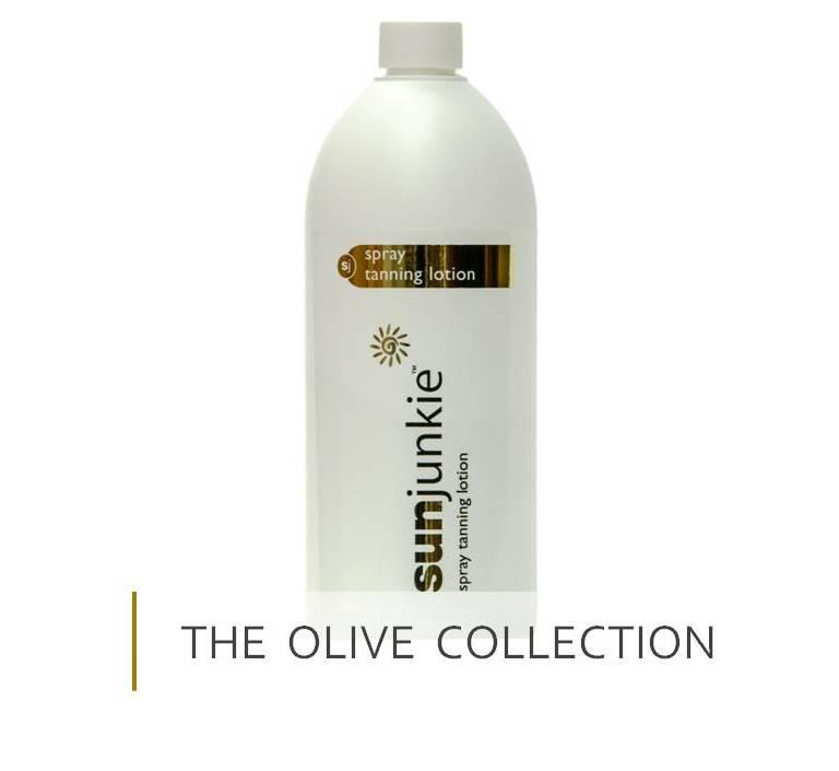 Sunjunkie Spray Tan Solution